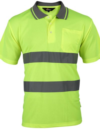 Polo with Reflectors